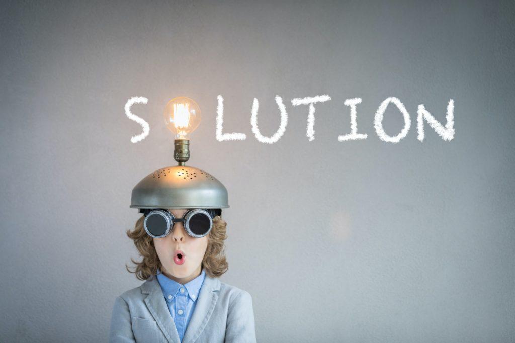 trouver des solutions à l'aide de la sophrologie
